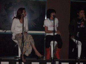 Francine, Poppy, & Desta