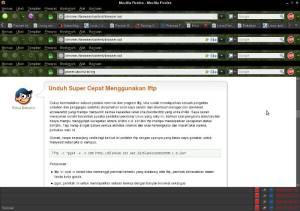 Browsing rekursif di Firefox