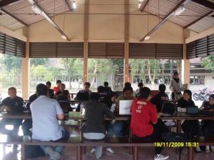 Rekan-rekan peserta KKRP