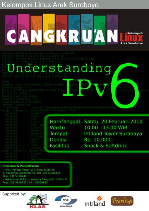 Cangkruan IPV6