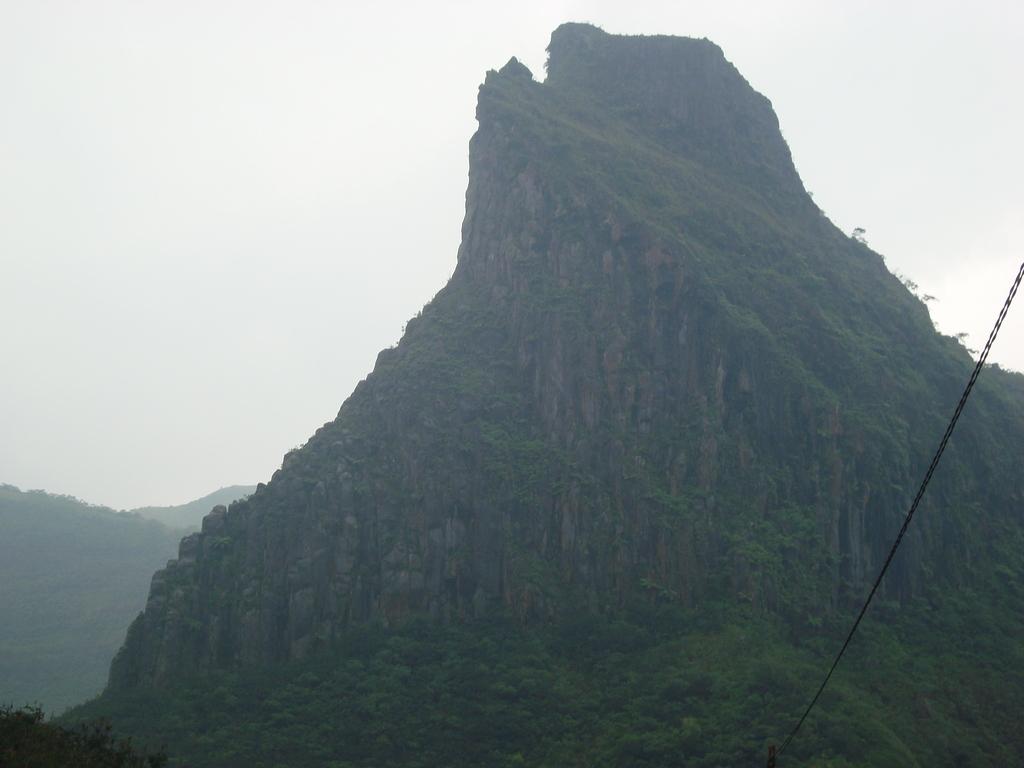 Gunung Kelud Dalam Kenangan Sebelum Erupsi 2014