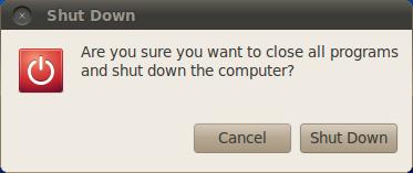 Matikan Ubuntu 10.04??