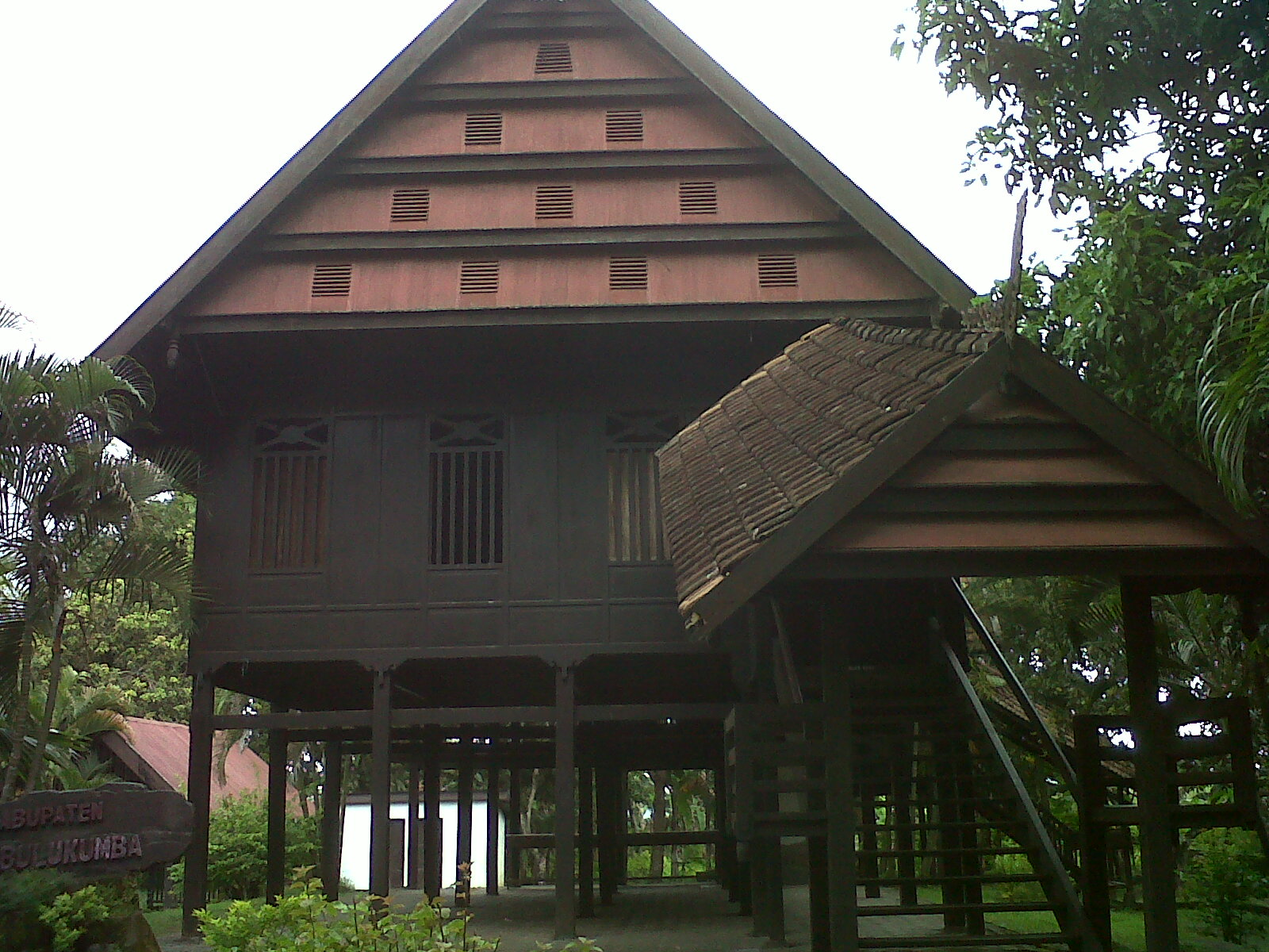 Rumah Adat Bulukumba