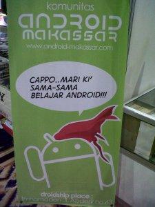 Komunitas Android Makassar