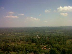 Gunung Geger Bangkalan