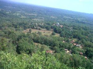 Puncak Gunung Geger