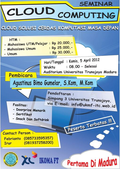 seminar cloud computing