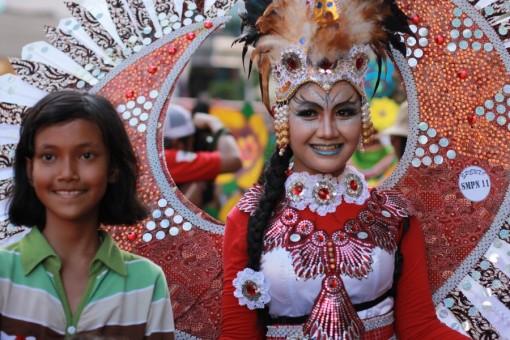 foto pawai budaya surabaya 005